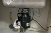 New Disposal & Sink