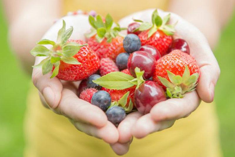 Healthy Summer Produce